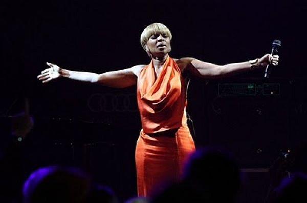mary j blige 2011 album. Tenth Studio Album by Mary J.