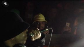 RUSIC TV DJ Premier Live - Kangol - 75th Anniversary Party