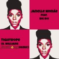 "Janelle Monáe feat. Big Boi: ""Tightrope (B. Williams SoulBounce Remix)"""